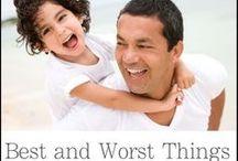 Single Parenting / Raising children after separation, divorce or death of a partner.