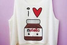 Nutella and Cupcakes