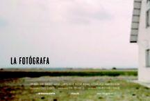 La fotógrafa  / A film by Fernando Baños