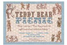Teddy Bear's Christening!