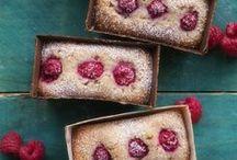 Sweets / brownies cupcakes bars cookies cakes chocolates