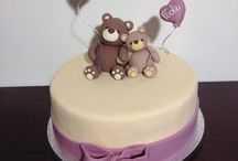 Le torte di valina - sugar fondant creations - handmade with love / Cake design creations