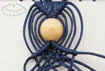 TEXTIL - pletení a tvorba náramků / Tvorba náramků a jejich postupy.