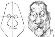 KRESBA - další náměty a postupy a kresby