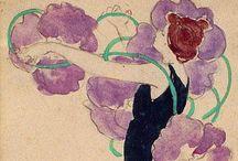 Art Nouveau Design / by Cindy Plain