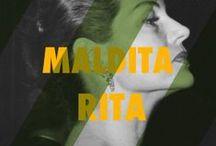 Bloody Rita (Maldita Rita) / A short film by Armando Mora y Juan Luis Mira