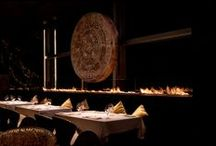 IZEL Dubai / Latin-American food, cigars and live entertainment. Cocktails