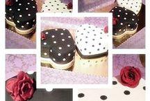 Moje torty / Cukiernica z haftem