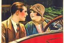 """Movie Posters Vintage / """"Adding sound to movies would be like putting lipstick on the Venus de Milo.""""  Mary Pickford / by Cindy Plain"""