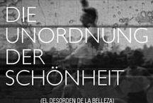 Die unordnung der schönheit / A shortfilm by Fernando Baños