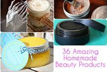  {DIY Beauty Hacks}  / Home mask recipes, tips and tricks to improve skin, DIY creams and much more!