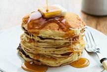  {Breakfast Recipes}  / Eggs, toasts, pancakes. Prepare a fantastic breakfast/brunch!