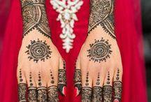  {Henna Designs} 