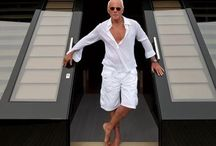 CELEBRITIES ON BOARD / Celebrities on Board of yachts