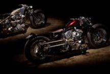 Motocykle / Motocykle customizowane, inspirujące koncepcje, wykonania, pomysły