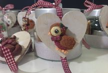 Christmas Gift Ideas / Christmas presents, handmade with love!