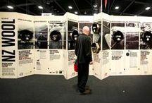 Exhibit Design / Exhibit Panels Type & Layout