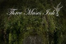 Three Muses Ink / Three Muses Ink is a collaboration of three indie authors and artists who have come together to share their creative vision in art, story and much more!