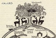 Norse Myths / Norse myths, legends, magic and lore