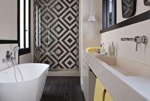 Salles de bains / inspirations / architecture