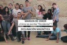 "Margin of Error. How Do You Spell ""Western""? / A film by Declinación Magnética"