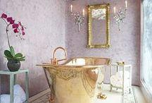 Bathroom Zen - DreamLife / Go zen in the bathroom for maximum relaxation / by Koslopolis Lifestyle Magazine