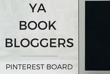 YA book bloggers / YA book bloggers uniting! Share posts from your blog and others :) To join the group: email alyssaisreading@gmail.com with the subject YA BOOK BLOGGERS BOARD and provide your Pinterest email :)