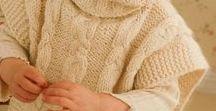 Des Idées pour mes bébés / Modèles à tricoter et à coudre