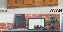 Bricoler / Des meubles et divers objets