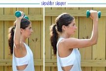 Fitness & Motivation / Exercise & fitness suggestions & motivational slogans