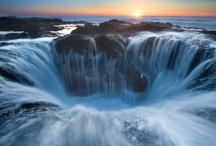 Water Falls / by Barbara Harris