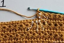 Crochet Tips & Tutorials / by Barbara Harris