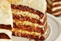 Dessert - Cakes  / by Charlotte Hobbs