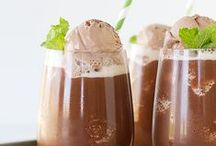 Recipes - Drinks / Milkshakes, summer drinks, winter drinks and more...  If it sounds YUMMY and you can drink it. I want it on here! {Smoothies and drinks w/ alcohol each have their own boards}