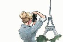 PARIS oh là là <3