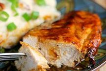 Recipes - Chicken Entrees / Chicken makes a great choice for the main course of your meal