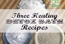 DIY Personal Care products & tips / Lots of homemade items and tips for personal care/hygiene.