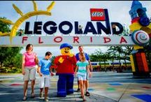 Legoland Attractions / Build some fun at Legoland Florida and see what is going on at the park.