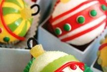 Christmas Treats & Drinks / Delicious desserts that you can (maybe) justify making ~~ and eating ~~ at Christmas time.