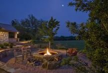 """Backyard Dreamin' / Outdoor Living / This is for all those Outdoor """"rooms"""" ...  living/seating areas, kitchens, decks, porches, patios, fire pit areas, etc. If any of this was in my yard I would spend a lot more time outdoors!!  / by Brenda Keeney-Jessie"""