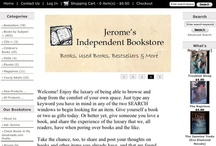 Jerome's Independent Bookstore & More / This board has pins from my main online storefront under my own domain name. But you'll see pins representing the sales & other items found in my inventory & as shown in the many online storefronts that I keep & grow for marketing books, other printed materials plus those stuff I carry through my Market America / shop.com franchise business. Contact me ASAP at dyerohmeb@gmail.com if you need something from here. / by Jerome Espinosa Baladad