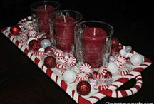 Christmas Christmas Christmas / Christmas items/themes/decor that were just too adorable not to pin.