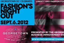 Fashion's Night Out 2012 - See You on Sept. 6th in Georgetown  / Save the Date! Fashion's Night Out will transform Georgetown into a Fashion Playground on Thursday, September 6, 2012! #FNO #FNOGeorgetown / by BrightestYoungThings