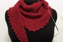 knit it ~ scarves / by Barbara Harris