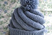 knit it ~ hats & headbands / by Barbara Harris