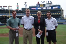 BRAVES WEATHER DAY / by WSB-TV