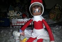 Elf on the Shelf / by Dana DiMarco