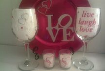 Valentine's Day <3  / The day all about LOVE!!  Crafts, snacks, decorations, etc.....