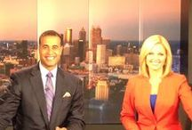 Fred, Linda, and Karen  / Channel 2 Action News AM  / by WSB-TV
