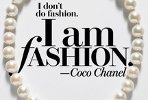 Coco Chanel / ** Gabrielle B. Chanel, Coco, and her beautiful World ** / by Valeria D'Esposito